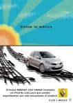 Gráfica para Clio i-music