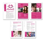 Newsletter para la agencia Booseh